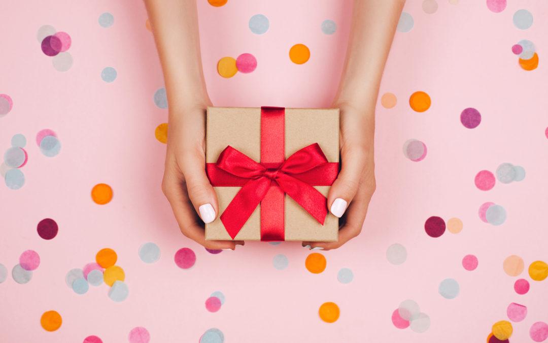 Geschenk Tipp – Flexibilität und Zeit