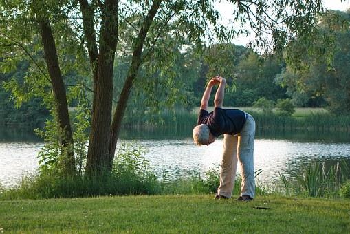 Gleichgewicht im Alltag trainieren